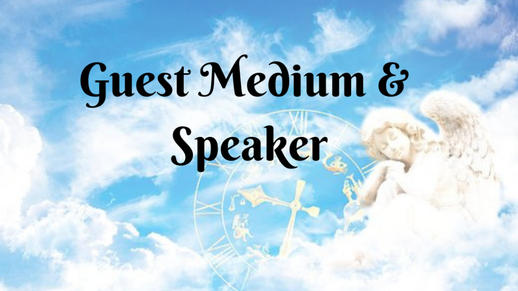 Janelle Campbell - Guest Medium & Speaker